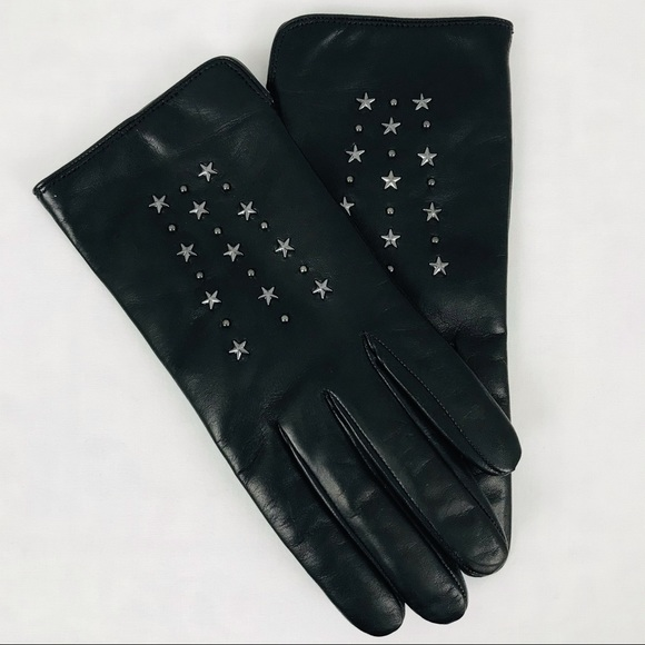 Coach Sheep Leather Gloves